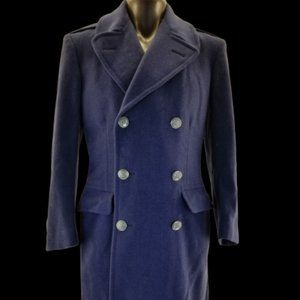 US Air Force USAF 1950s Blue Service Military Unif